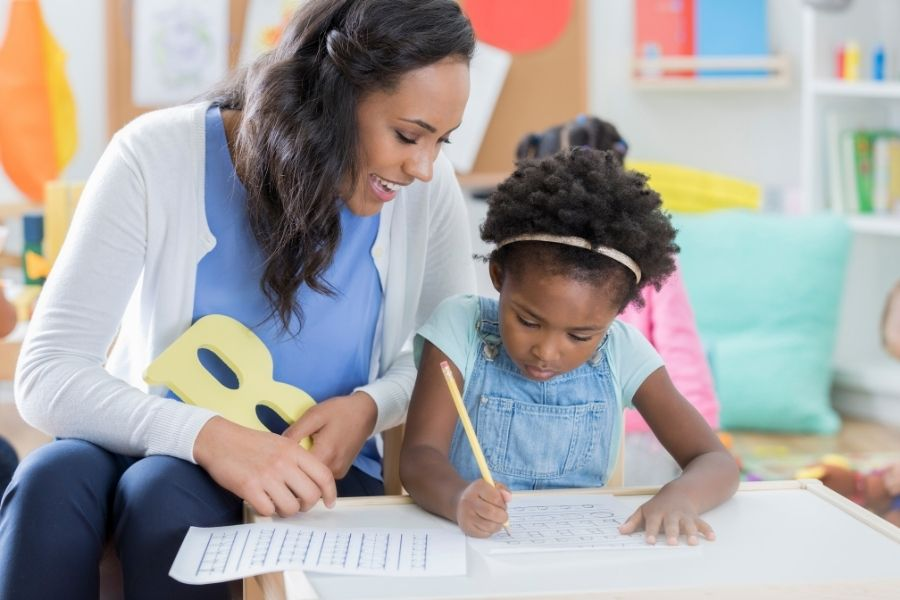 budget tips for childcare costs per month