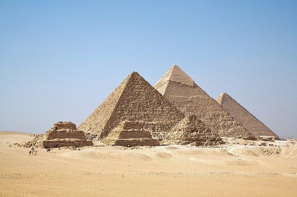 giza piramids 360 tour
