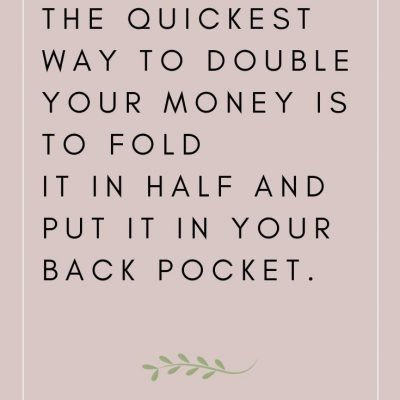 10 Quotes to Help You to Save More Money