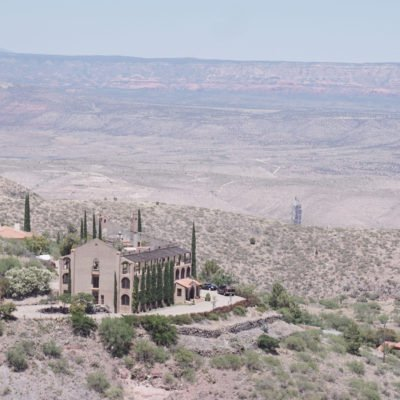 One of the Most Unique Ghost Towns: Jerome, Arizona