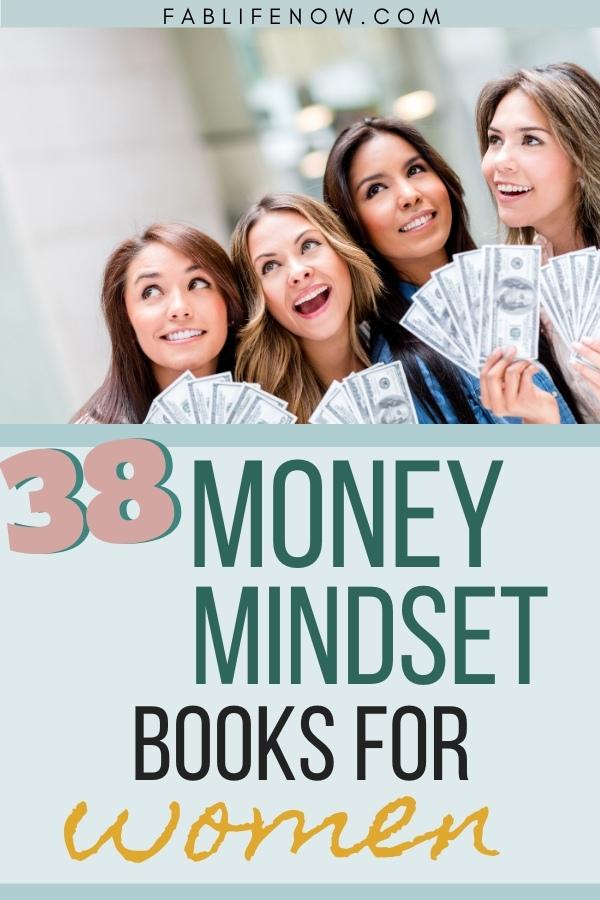 money mindset books for women
