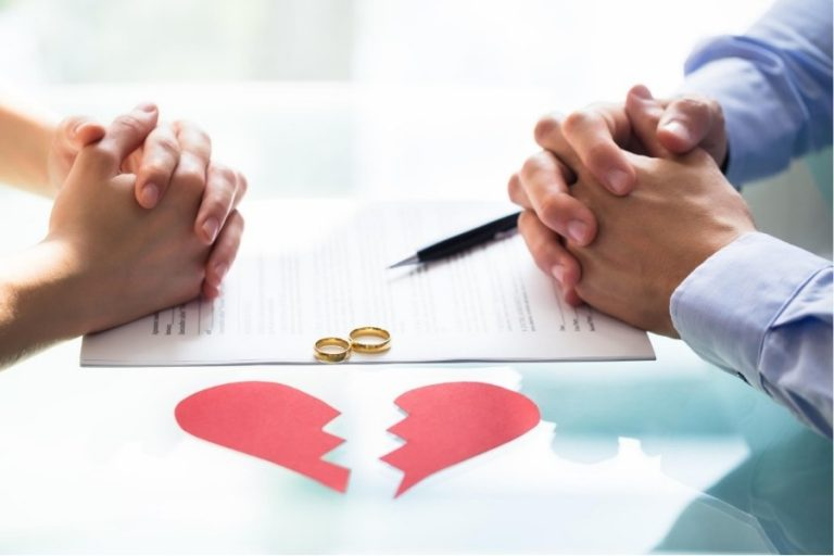 Financial First Steps for Divorce for Women | Fab Life Now