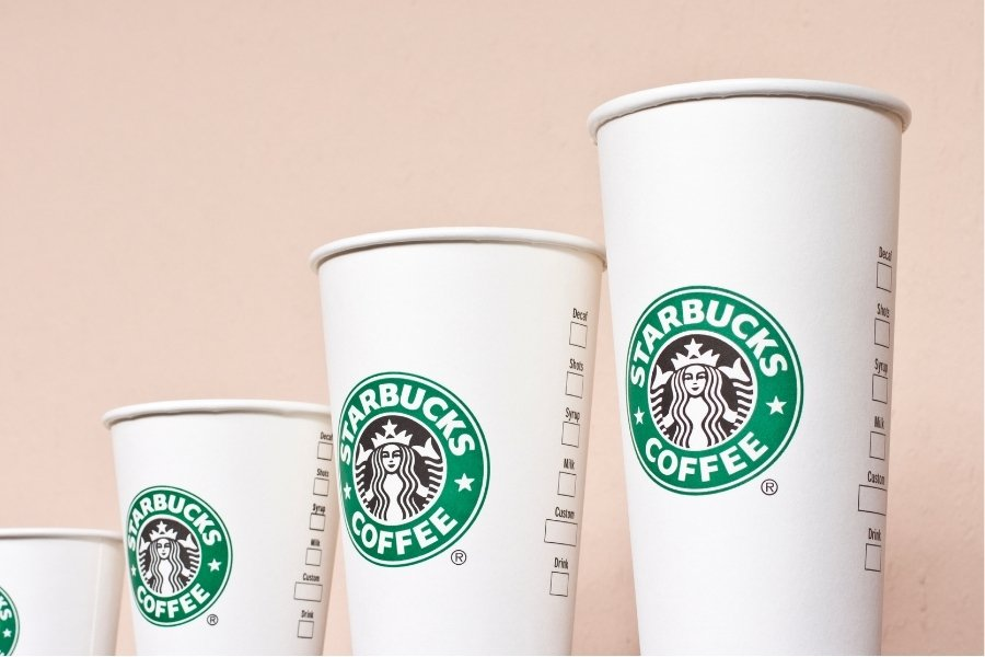 free starbucks coffee cups