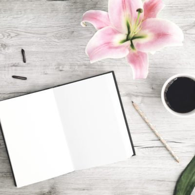 journal for inner peace and productivity