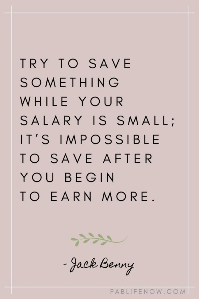 Save something quote