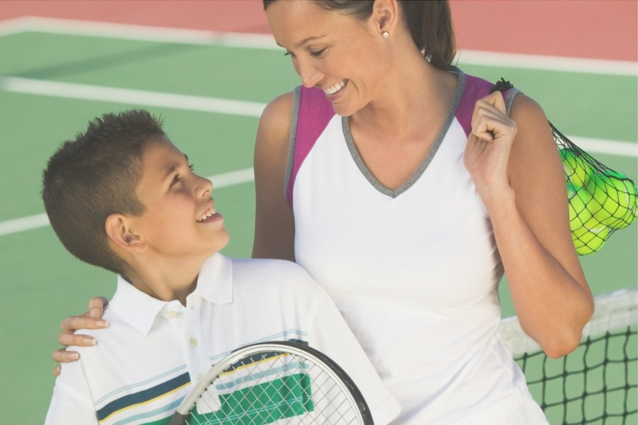 virtual tennis summer camps